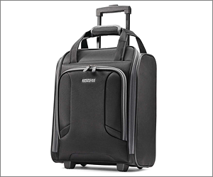 Photos By Meta - American Tourister Rolling Travel Tote