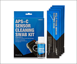 Digital Camera Sensor Cleaning Kits