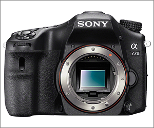 Sony a77 II Digital Camera