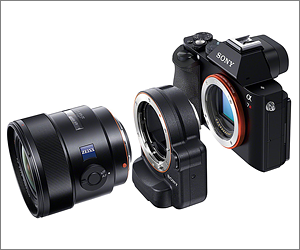 Sony LA-EA4 A-Mount Adapter