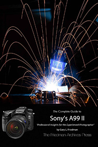 The Complete Guide to Sony's Alpha 99 II