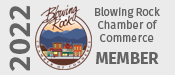 Blowing Rock Chamber of Commerce Member